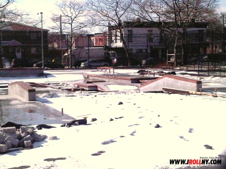 ozone park skate park 2